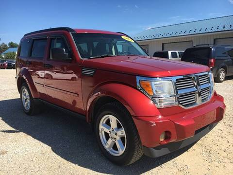 2007 Dodge Nitro for sale at Corry Pre Owned Auto Sales in Corry PA