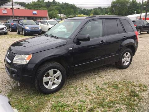 2006 Suzuki Grand Vitara for sale at Corry Pre Owned Auto Sales in Corry PA