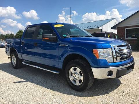 2010 Ford F-150 for sale at Corry Pre Owned Auto Sales in Corry PA