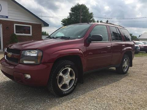 2009 Chevrolet TrailBlazer for sale at Corry Pre Owned Auto Sales in Corry PA