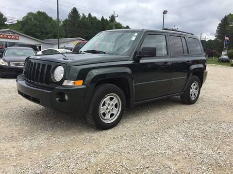 2010 Jeep Patriot for sale at Corry Pre Owned Auto Sales in Corry PA