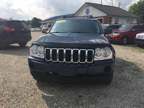 2006 Jeep Grand Cherokee for sale at Corry Pre Owned Auto Sales in Corry PA