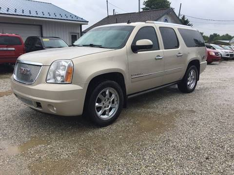 2009 GMC Yukon XL for sale at Corry Pre Owned Auto Sales in Corry PA
