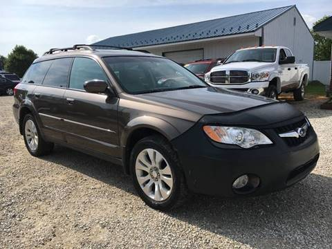 2009 Subaru Outback for sale at Corry Pre Owned Auto Sales in Corry PA