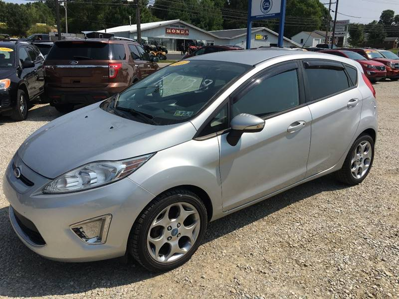 2011 Ford Fiesta for sale at Corry Pre Owned Auto Sales in Corry PA