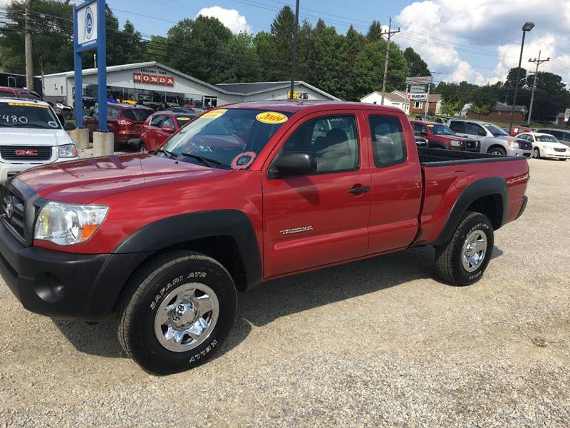 2009 Toyota Tacoma for sale at Corry Pre Owned Auto Sales in Corry PA