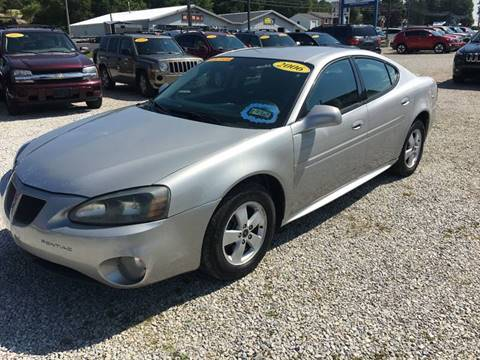 2006 Pontiac Grand Prix for sale at Corry Pre Owned Auto Sales in Corry PA