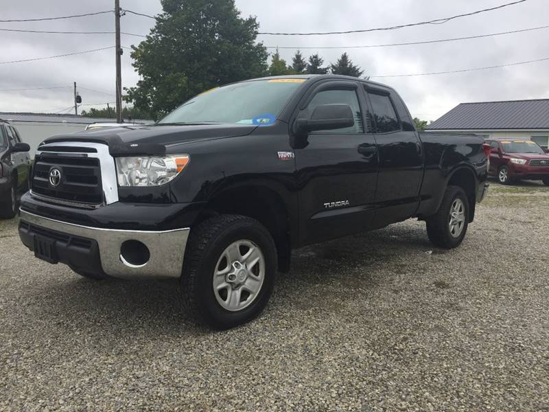 2010 Toyota Tundra for sale at Corry Pre Owned Auto Sales in Corry PA