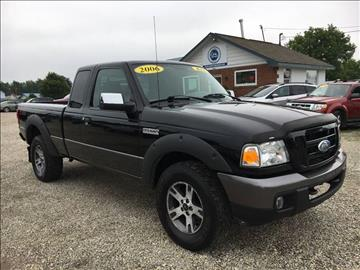 2006 Ford Ranger for sale at Corry Pre Owned Auto Sales in Corry PA