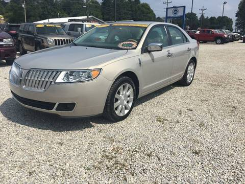 2010 Lincoln MKZ for sale at Corry Pre Owned Auto Sales in Corry PA