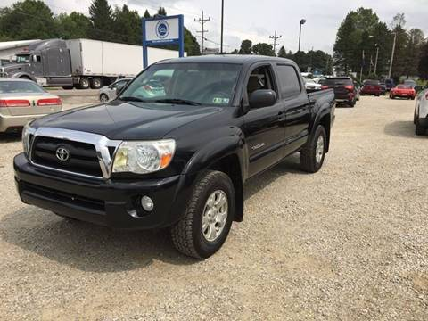 2008 Toyota Tacoma for sale at Corry Pre Owned Auto Sales in Corry PA
