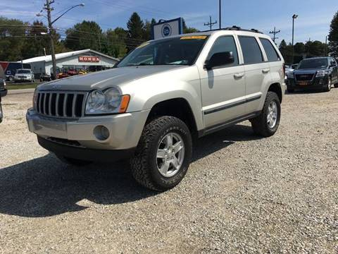 2007 Jeep Grand Cherokee for sale at Corry Pre Owned Auto Sales in Corry PA
