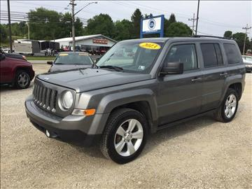 2013 Jeep Patriot for sale at Corry Pre Owned Auto Sales in Corry PA