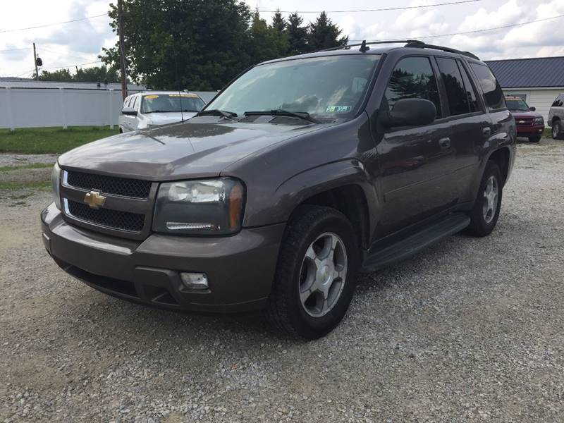 2008 Chevrolet TrailBlazer for sale at Corry Pre Owned Auto Sales in Corry PA