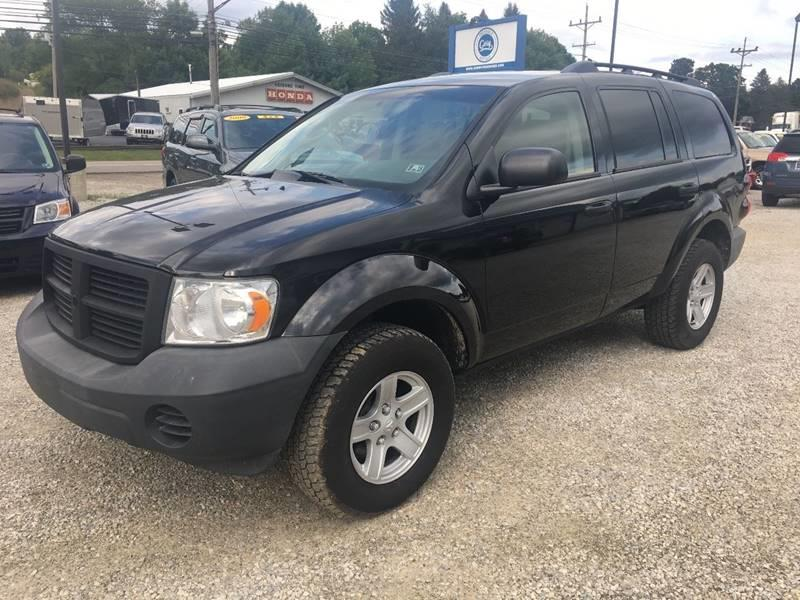 2008 Dodge Durango for sale at Corry Pre Owned Auto Sales in Corry PA