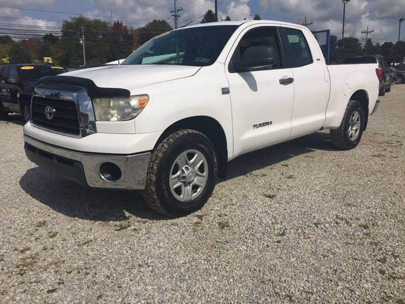 2008 Toyota Tundra for sale at Corry Pre Owned Auto Sales in Corry PA