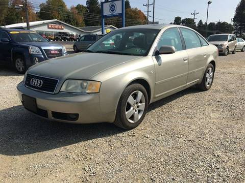 2002 Audi A6 for sale in Corry, PA