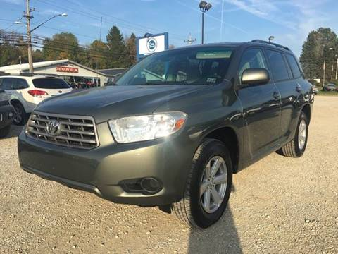 2010 Toyota Highlander for sale in Corry, PA