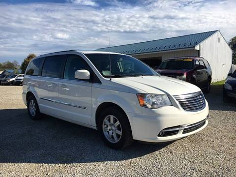 2012 Chrysler Town and Country for sale in Corry, PA