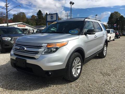 2011 Ford Explorer for sale at Corry Pre Owned Auto Sales in Corry PA