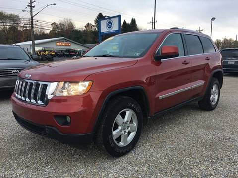 2011 Jeep Grand Cherokee for sale at Corry Pre Owned Auto Sales in Corry PA