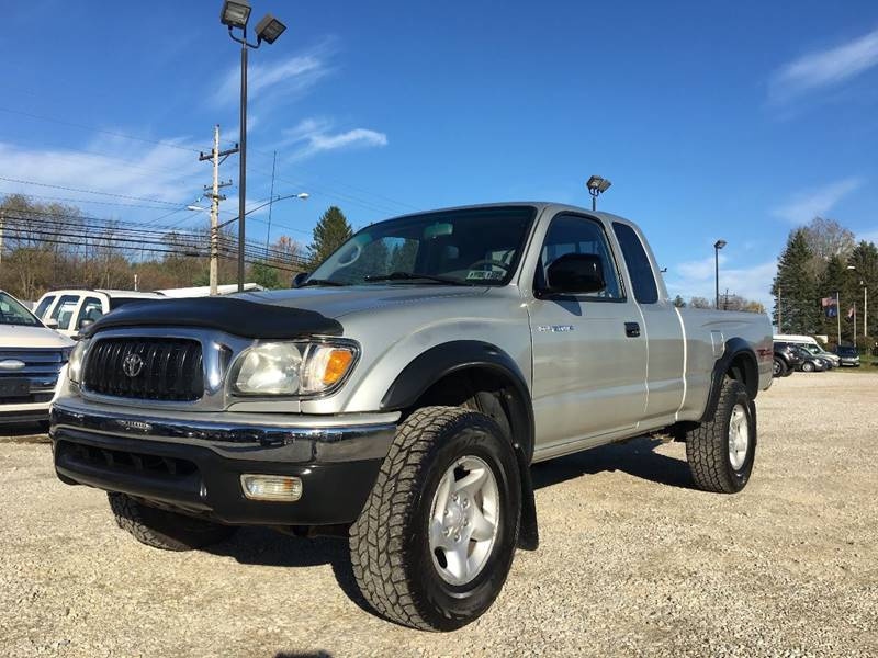 2003 Toyota Tacoma for sale at Corry Pre Owned Auto Sales in Corry PA