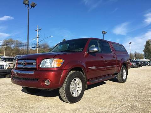 2004 Toyota Tundra for sale at Corry Pre Owned Auto Sales in Corry PA