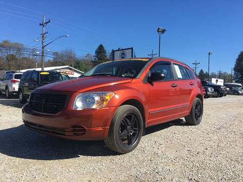 2008 Dodge Caliber for sale at Corry Pre Owned Auto Sales in Corry PA