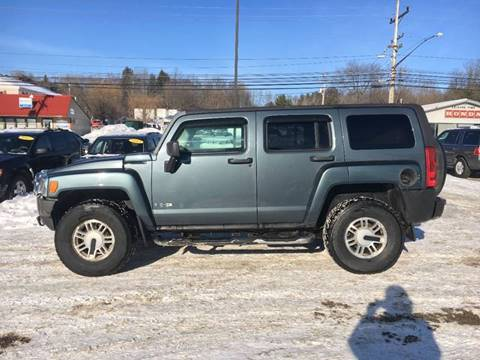 2006 HUMMER H3 for sale in Corry, PA