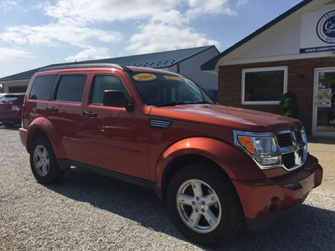 2008 Dodge Nitro for sale at Corry Pre Owned Auto Sales in Corry PA