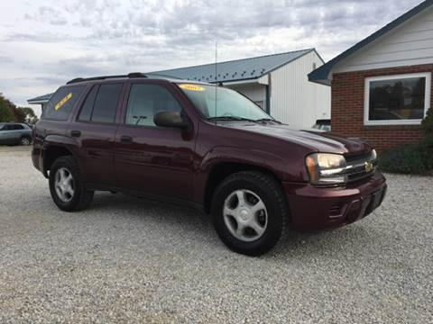 2007 Chevrolet TrailBlazer for sale in Corry, PA