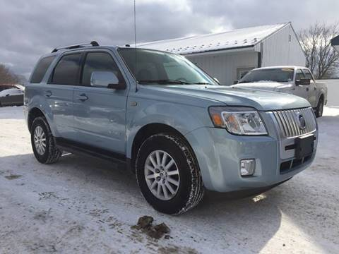 2008 Mercury Mariner for sale at Corry Pre Owned Auto Sales in Corry PA