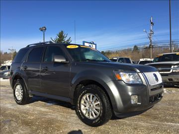 2011 Mercury Mariner for sale at Corry Pre Owned Auto Sales in Corry PA