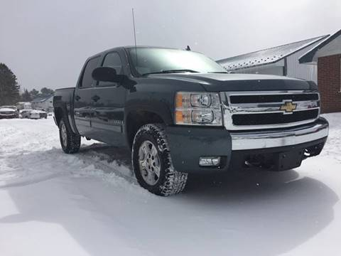2008 Chevrolet Silverado 1500 for sale at Corry Pre Owned Auto Sales in Corry PA