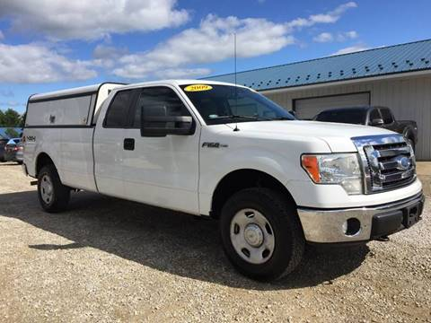 2009 Ford F-150 for sale at Corry Pre Owned Auto Sales in Corry PA