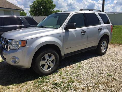 2008 Ford Escape for sale at Corry Pre Owned Auto Sales in Corry PA