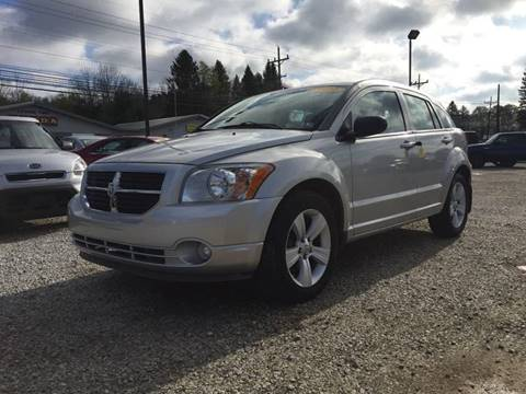 2011 Dodge Caliber for sale at Corry Pre Owned Auto Sales in Corry PA
