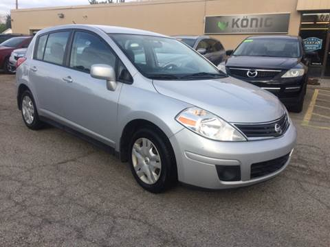 2011 Nissan Versa for sale in Orem, UT