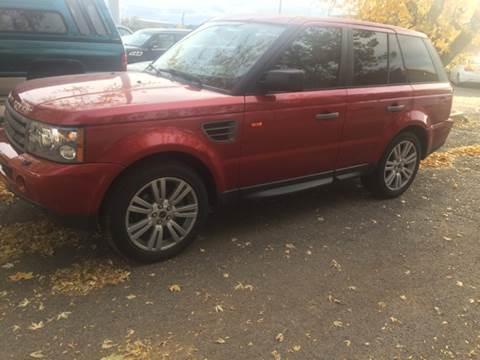 2007 Land Rover Range Rover Sport for sale in Orem, UT