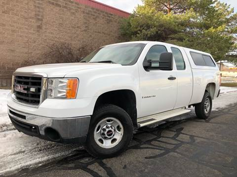 2009 GMC Sierra 2500HD for sale in Orem, UT