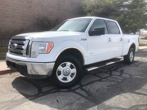 2012 Ford F-150 for sale in Orem, UT