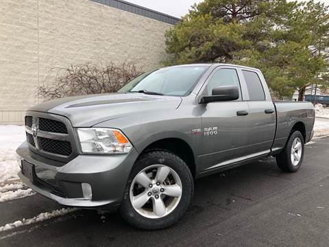 2013 RAM Ram Pickup 1500 Tradesman for sale at Konig Automotive Group in Orem UT