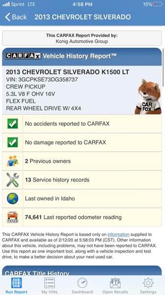 2013 Chevrolet Silverado 1500 LT (image 22)