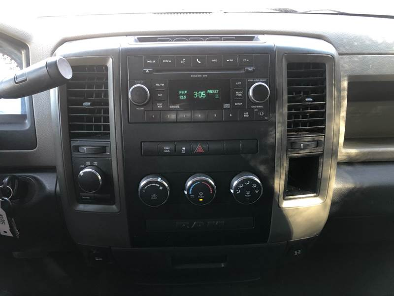 2010 Dodge Ram Pickup 1500 ST (image 11)