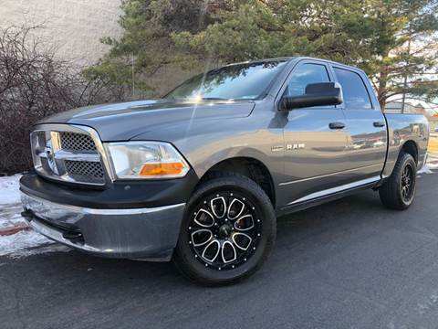 2010 Dodge Ram Pickup 1500 ST for sale at Konig Automotive Group in Orem UT