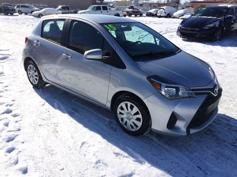 2015 Toyota Yaris for sale in Orem, UT