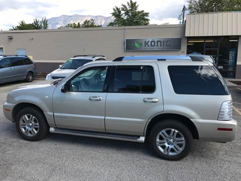 2007 Mercury Mountaineer for sale in Orem, UT