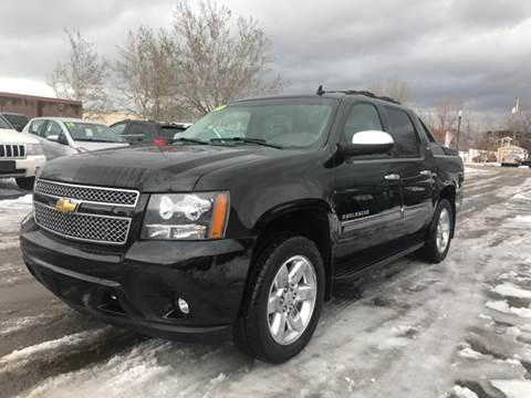 2011 Chevrolet Avalanche for sale in Orem, UT