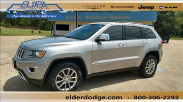 2015 Jeep Grand Cherokee for sale in Athens, TX
