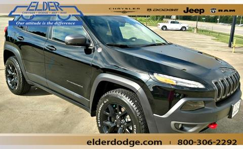 2017 Jeep Cherokee for sale in Athens, TX